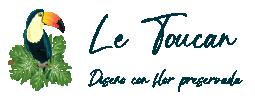 LE TOUCAN Logo